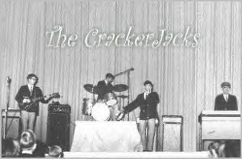 The CrackerJacks 1967